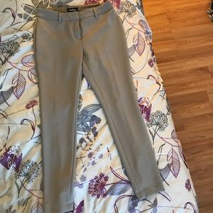 Khaki pants from express